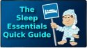 End Your Sleep Deprivation Sleep Essentials Mini Guide