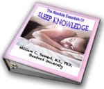 Free Sleep Essentials E-Book