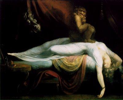 Sleep Paralysis Hallucinations