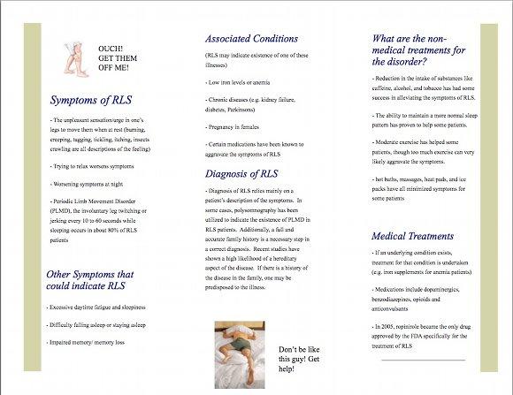 RLS Brochure, page 2