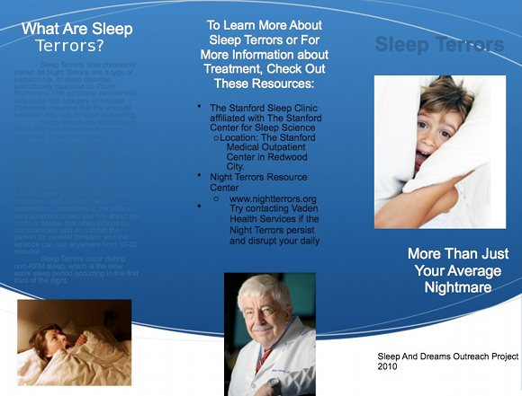 Sleep Terrors Brochure Elaine Patten 01 Just like all the vieos here this is full HD and plays on all the game ...