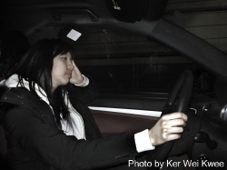 Driving and Narcolepsy - Photo by Ker Wei Kwee