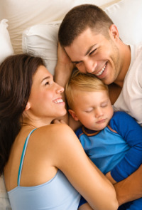 The Importance Of Sleep For A Family's Health