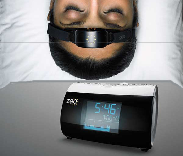 Track Your Own Sleep With Zeo