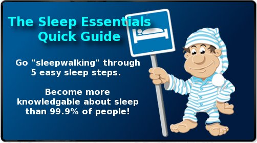 Your Sleep Essentials Guide. Click to get started.