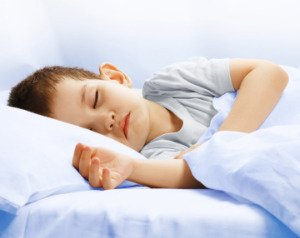 How can you detect sleep disorders in your children?